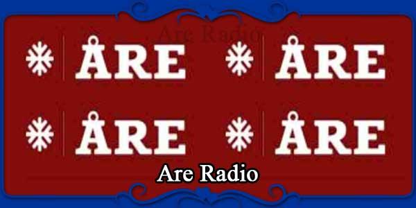 Are Radio