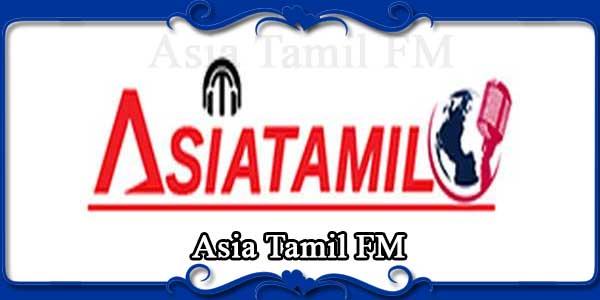 Asia Tamil FM