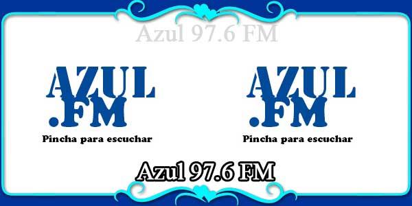 Azul 97.6 FM