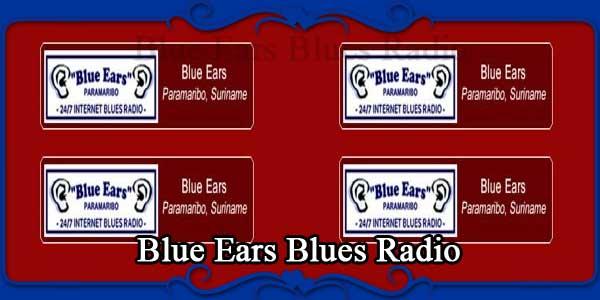 Blue Ears Blues Radio