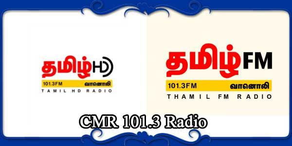 CMR 101.3 Radio