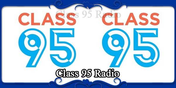 Class 95 Radio