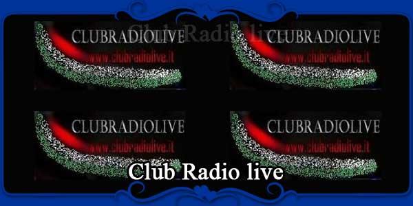 Club Radio live