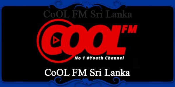 CoOL FM Sri Lanka