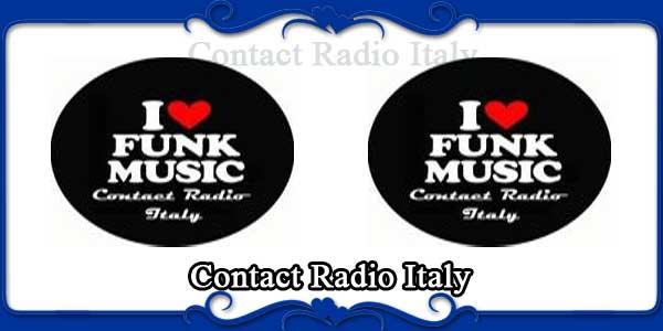 Contact Radio Italy