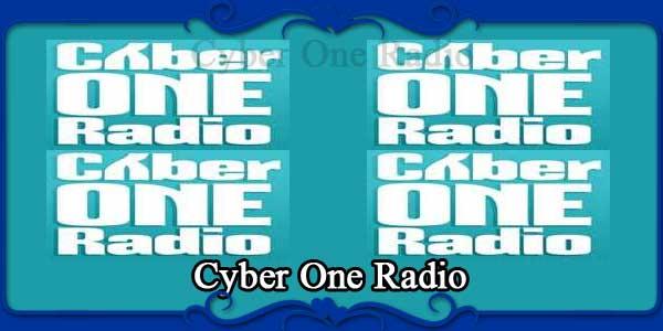 Cyber One Radio