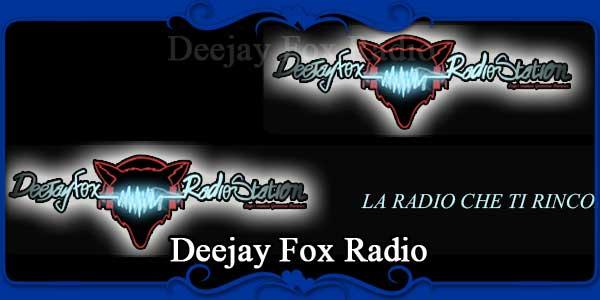 Deejay Fox Radio