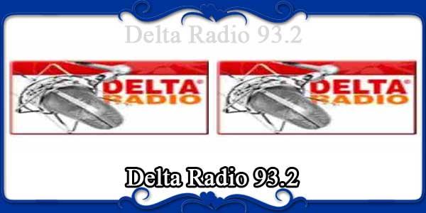 Delta Radio 93.2