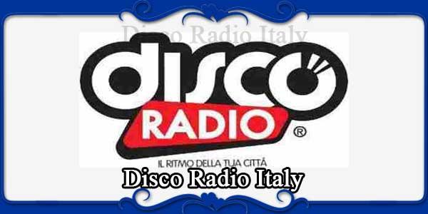 Disco Radio Italy