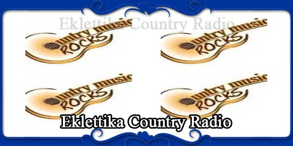 Eklettika Country Radio