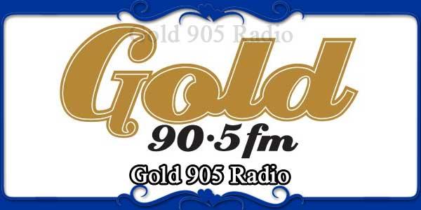 Gold 905 Radio