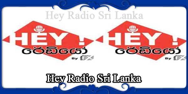 Hey Radio Sri Lanka