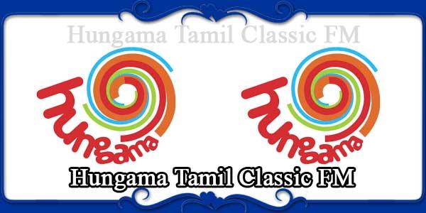 Hungama Tamil Classic FM