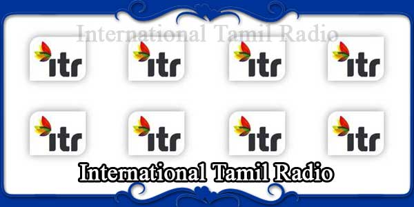 International Tamil Radio