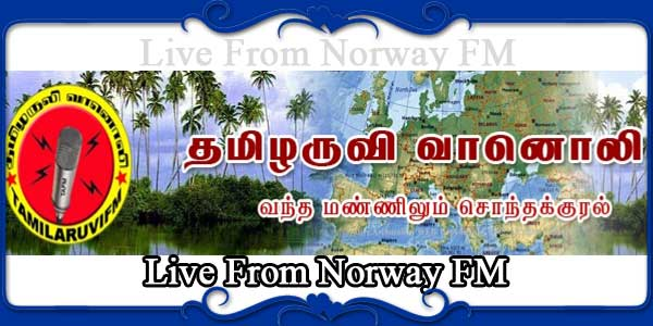 Live From Norway FM