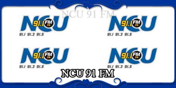 NCU 91 FM