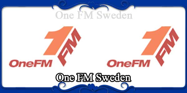One FM Sweden