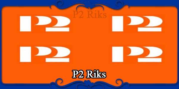 P2 Riks