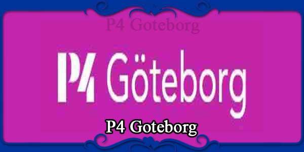 P4 Goteborg