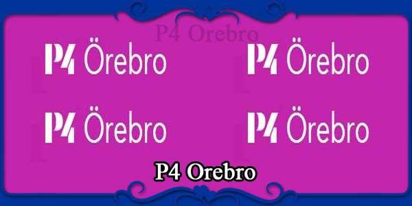P4 Orebro