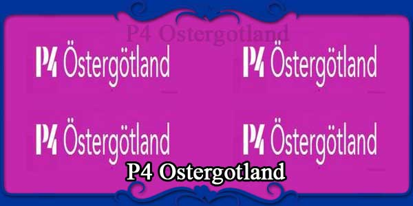 P4 Ostergotland