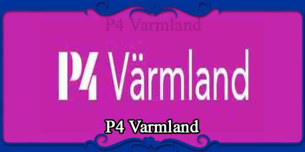 P4 Varmland