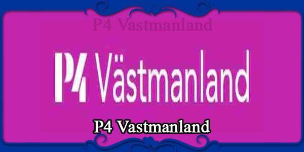 P4 Vastmanland