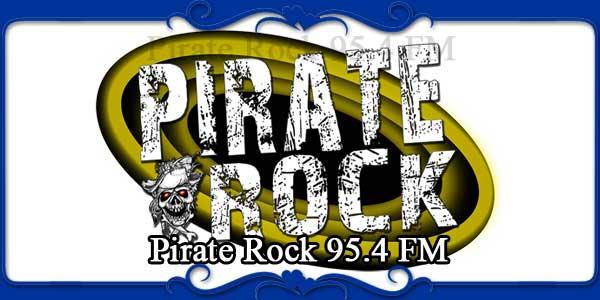 Pirate Rock 95.4 FM