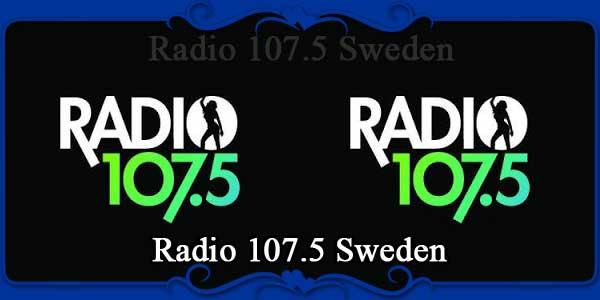 Radio 107.5 Sweden