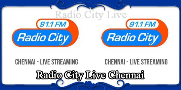 Radio City Live Chennai