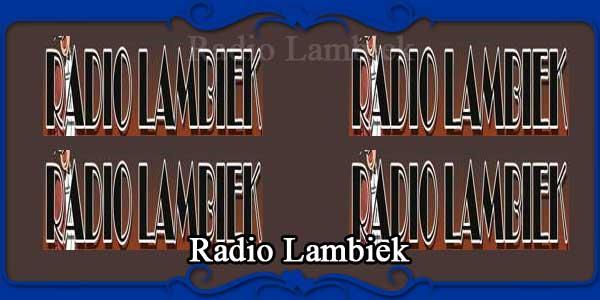 Radio Lambiek