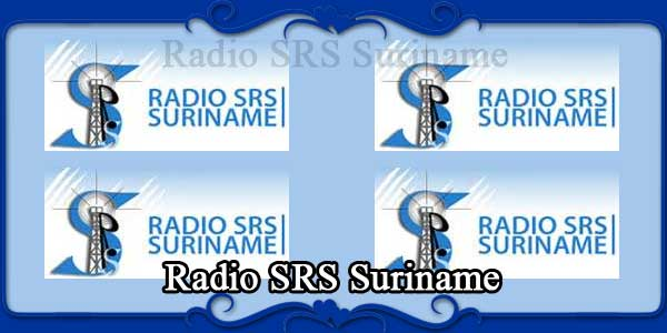 Radio SRS Suriname