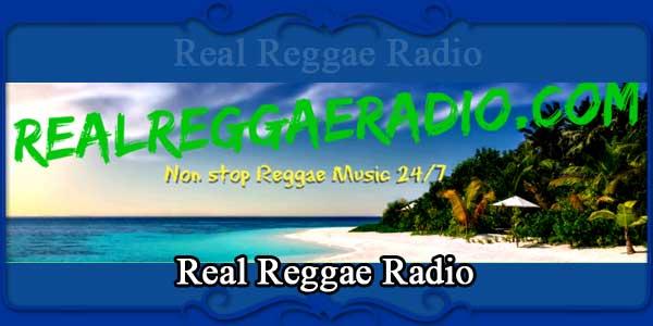 Real Reggae Radio