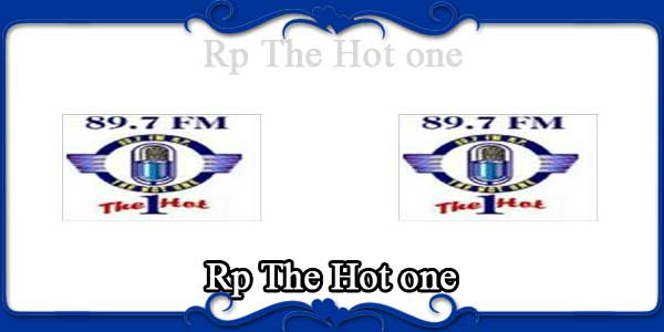 Rp The Hot one