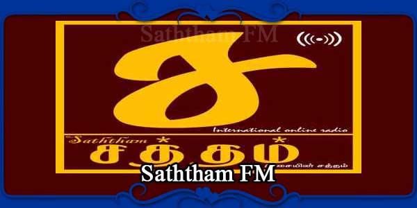Saththam FM