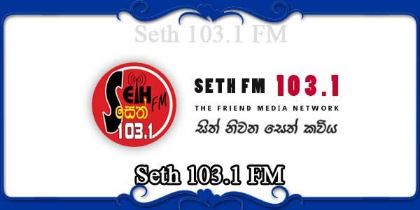 Seth 103.1 FM