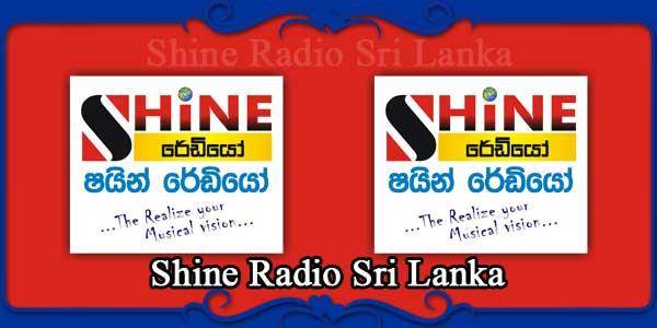 Shine Radio Sri Lanka