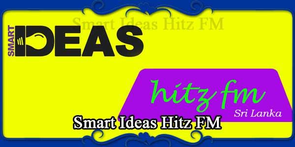 Smart Ideas Hitz FM