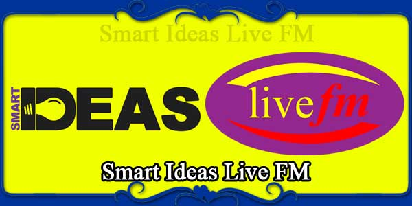 Smart Ideas Live FM