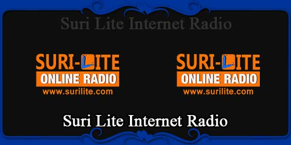 Suri Lite Internet Radio