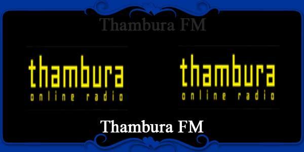 Thambura FM