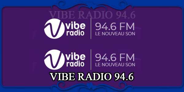VIBE RADIO 94.6