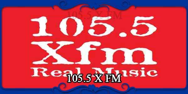105.5 X FM