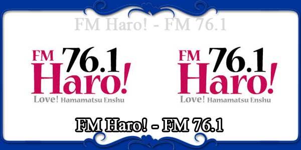 FM Haro! - FM 76.1