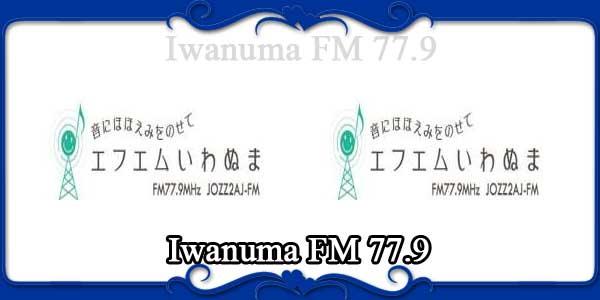 Iwanuma FM 77.9