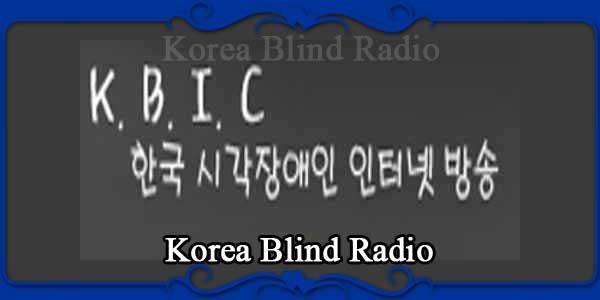 Korea Blind Radio