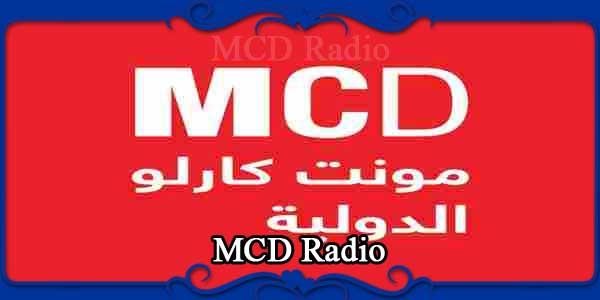 MCD Radio