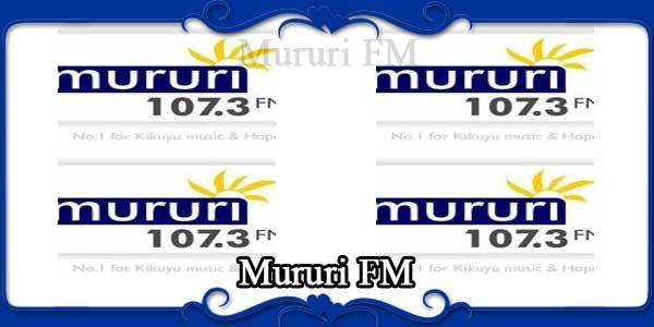 Mururi FM