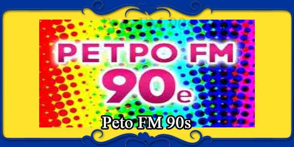Peto FM 90s