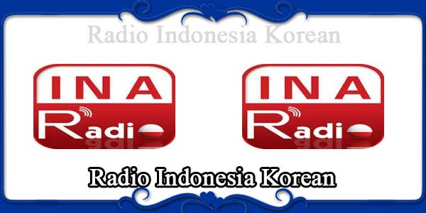 Radio Indonesia Korean